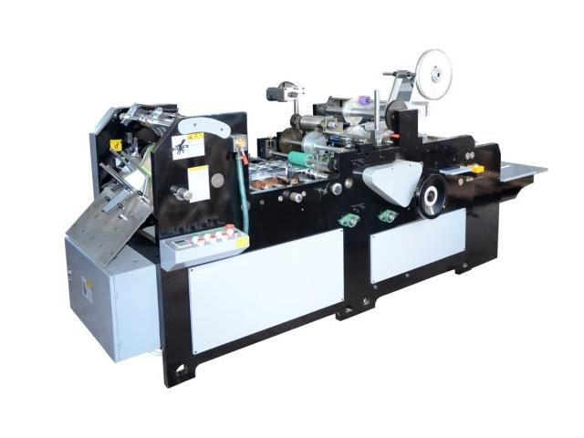 XT-380 Silicone Paper Sticking Machine (Envelope Peel & Seal Machine )