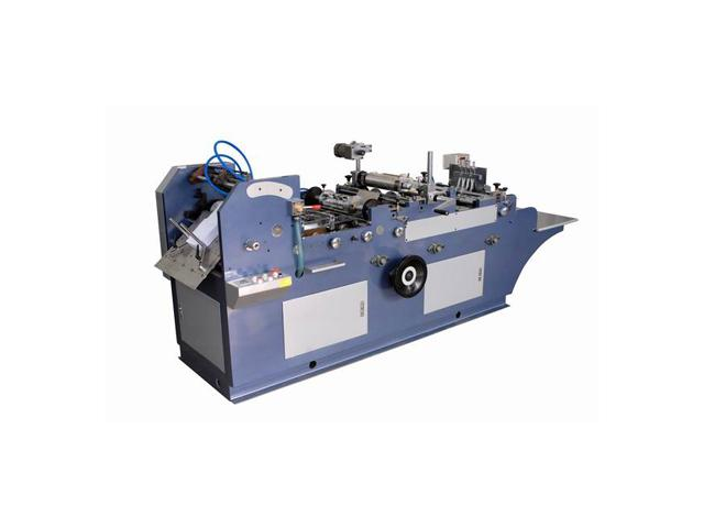 HH-130 Disc Envelope Folding Machine (outside folding)