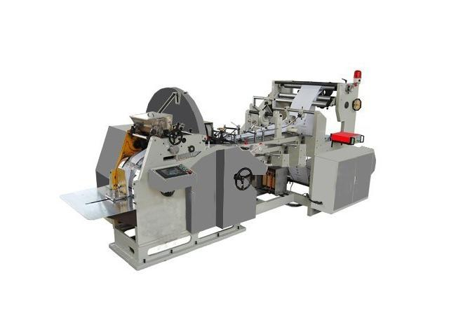 SP-300 Automatic High Speed Food Paper Bag Making Machine