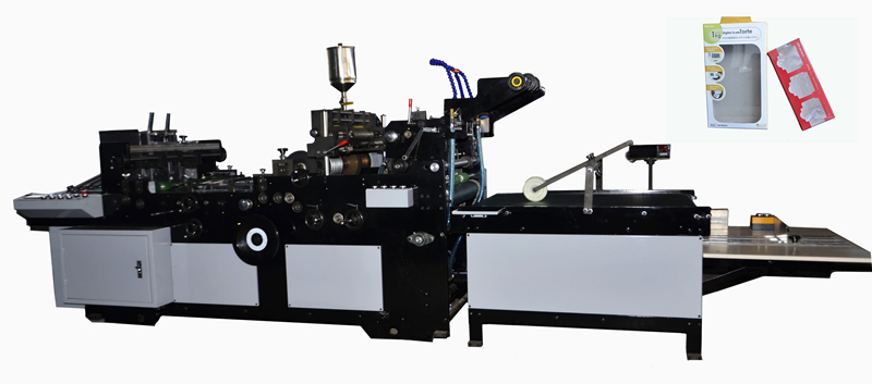 TM-700 Window Patching Machine